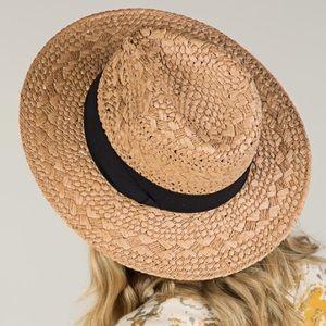 Boho Chic Panama Hat